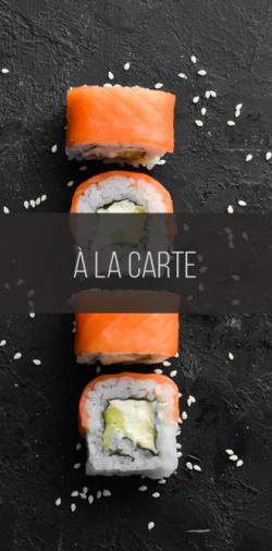 Espaço Haru Mix   Restaurante Japonês em Olaria. Um novo conceito em culinária japonesa. Rodízio, à la carte e delivery. Sushi, sashimi, temakis, combinados, gastronomia japonesa.
